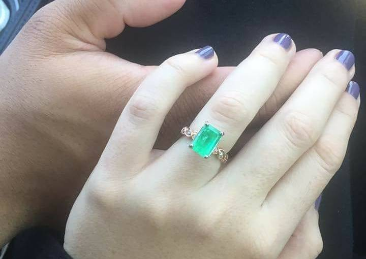 Life is beautiful and now I'm engaged to the love of mylife.